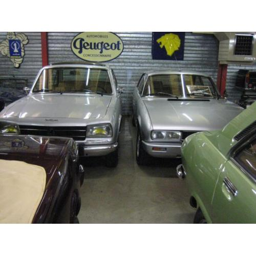 TE KOOP Peugeot 404 & 504 sedan 504 coupe & pick-up.