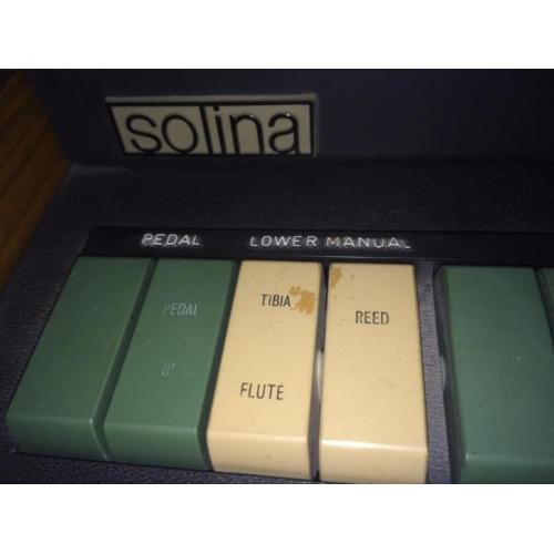 Solina G110 orgel