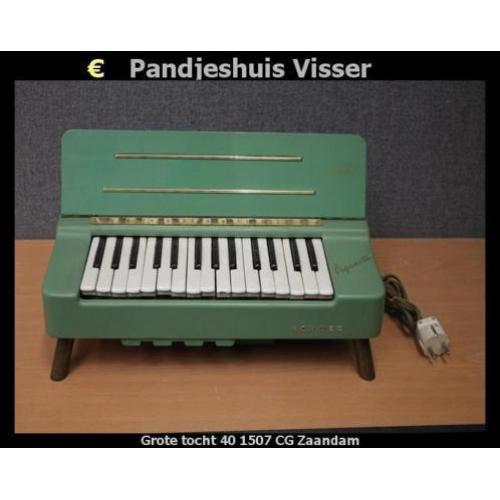 30% Korting Hohner Mini orgel