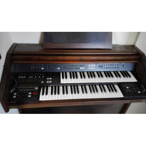 Orla R510 electronisch orgel met kruk en instructieboek