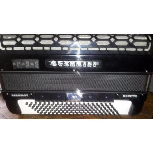 Accordeon guerrini 120 bas