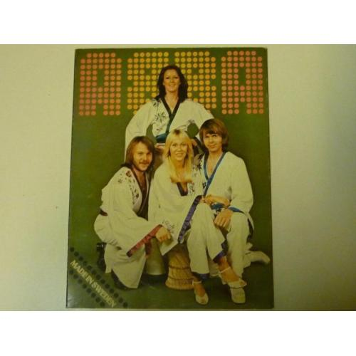 Abba, made in Sweden