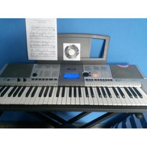 Yamaha psr e403 keyboard/workstation