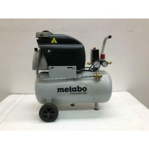 Metabo Classic Air 255 Compressor