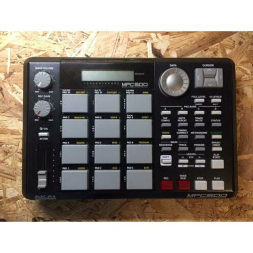 Akai MPC500 + 256mb RAM Upgrade