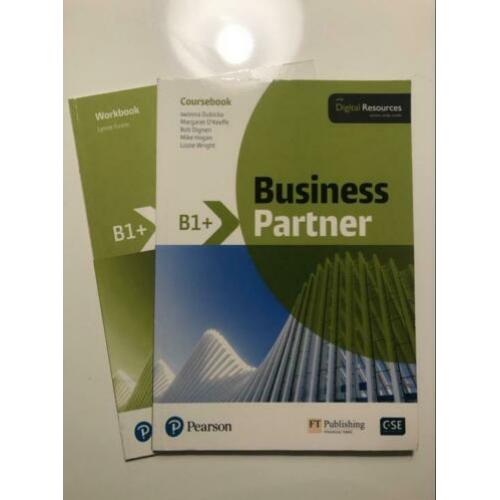Business partner B1 course+workbook with digital resources
