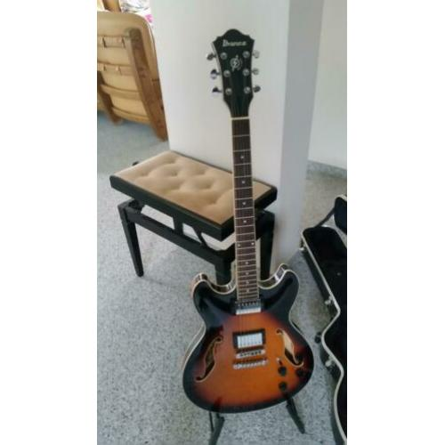 Ibanez AS 73 Semi acoustic gitaar