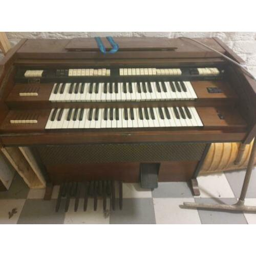 GRATIS orgel - Viscount CL3