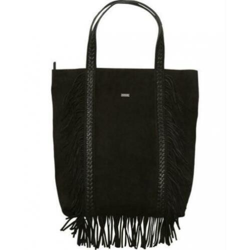 Maison Scotch leren tas