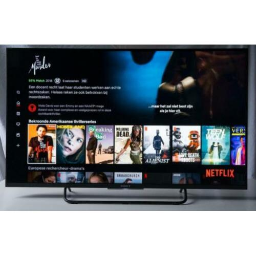 Sony Bravia KDL-43W755C Full HD LED tv met Android