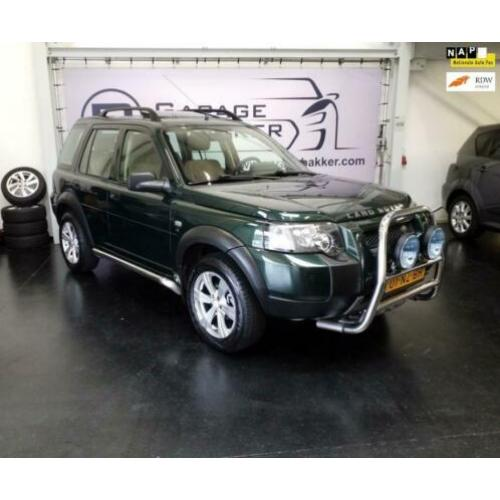Land Rover Freelander Station Wagon 1.8 S Groen Airco