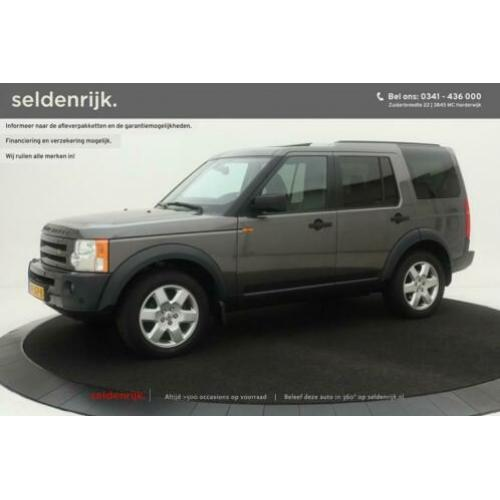 Land Rover Discovery 2.7 TDV6 Aut HSE 7-pers | H&K surround