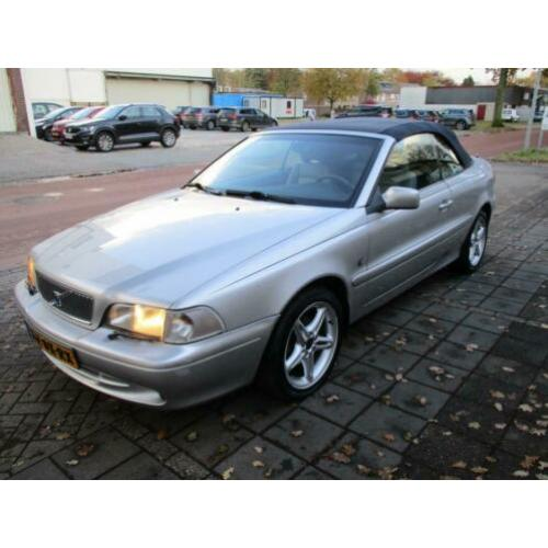 Volvo C70 Convertible 2.4 T Luxury /clima/171 dkm nap