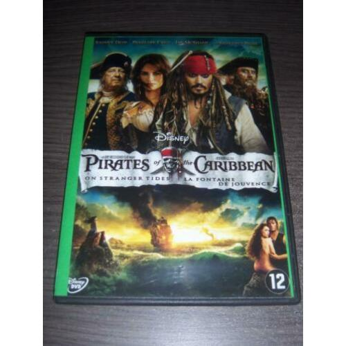 Disney Pirates of the Caribbean On Stange Tides nieuwstaat
