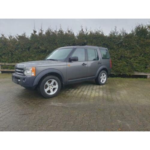 Land Rover Discovery 3 2.7 Tdv6 AUTOMAAT 2005 Goed rijdend!