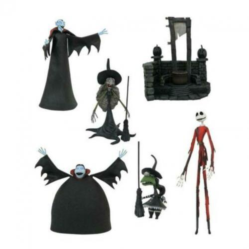 Nightmare before Christmas Select AF 18cm Series 8