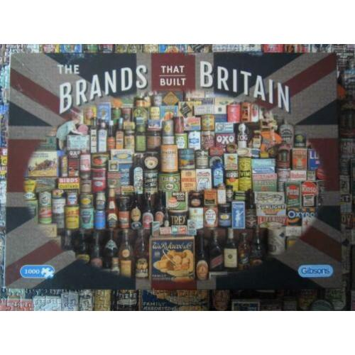 gibsons puzzel the brands that build britain