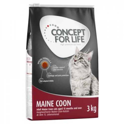 400g Maine Coon Adult Concept for Life Kattenvoer