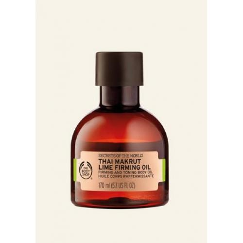 Secrets Of The World Thai Makrut Lime Firming Oil 170 ML