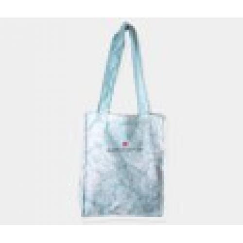illy Art Collection Lin shopper met 50 placemats