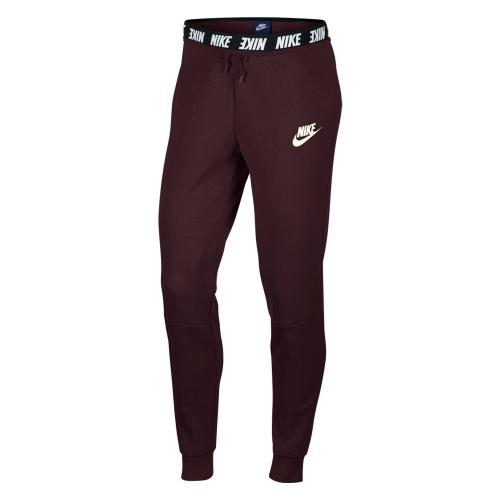 Tenniskleding dames Nike Nike Advance 15 trainingsbroek dames bordeaux