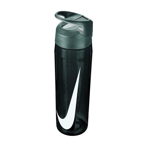 Bidons Nike Nike Hypercharge Straw Bottle 700ml zwart wit